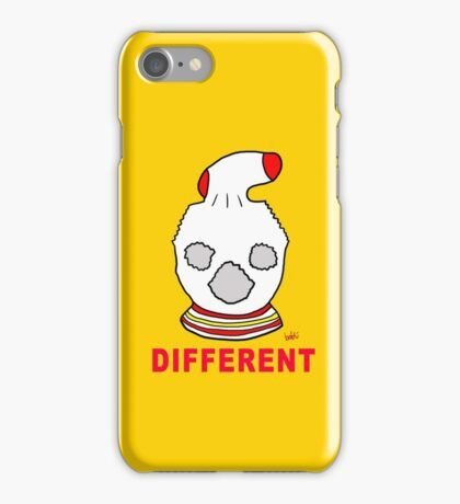 Different Fantastic Mr Fox iPhone Case/Skin