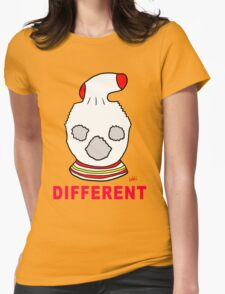 Different Fantastic Mr Fox Womens Fitted T-Shirt