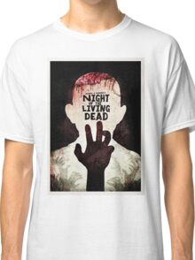 Night of the Living Dead - Minimal Poster Design Classic T-Shirt