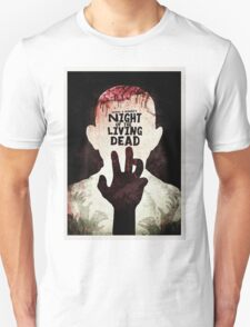 Night of the Living Dead - Minimal Poster Design Unisex T-Shirt
