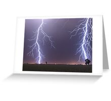 Bolt Brothers Greeting Card