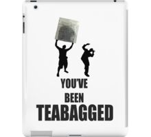 Teabag iPad Case/Skin
