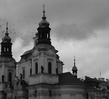 Prague Square by mAriO vAllejO