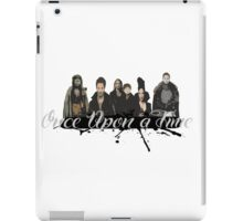 Once upon a time Fan Art iPad Case/Skin