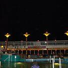 Cruising at Night by Memaa