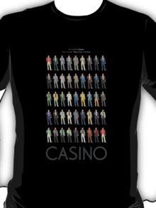 casino robert de niro suitcases T-Shirt