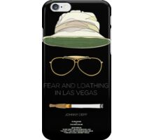 Fear and Loathing in Las Vegas iPhone Case/Skin
