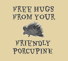 Porcupine Hugs by Lori Worsencroft