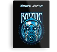 Matthew Korrupt design  Metal Print