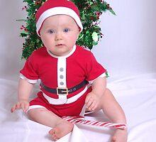 santa's little helper by Kelly Maloney