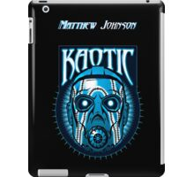 Matthew Korrupt design  iPad Case/Skin
