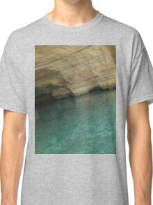 a historic El Salvador landscape Classic T-Shirt