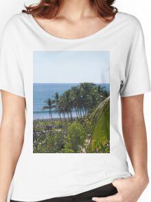 an inspiring El Salvador landscape Women's Relaxed Fit T-Shirt
