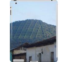 a vast El Salvador landscape iPad Case/Skin