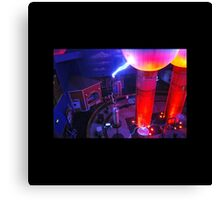 Feel the Electricity Canvas Print