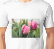 Soft Tulips Unisex T-Shirt