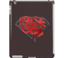 False God iPad Case/Skin