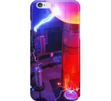 Feel the Electricity iPhone Case/Skin