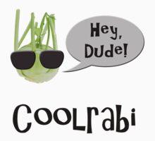 Cool rabi, kohlrabi, bad joke. by funkyworm