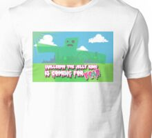 Guillermo the Jelly King! Unisex T-Shirt