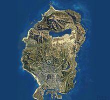 GTA V MAP by Angelokade
