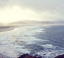 Oregon Coast by sara montour