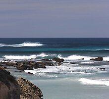 Sea escape, Kangaroo Island, South Australia by Carissa Hubrechsen