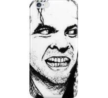Heeeere's Johnny iPhone Case/Skin