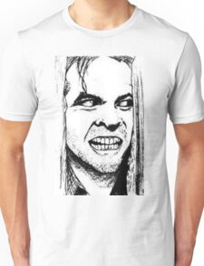 Heeeere's Johnny Unisex T-Shirt