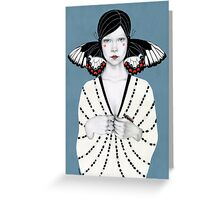 Mila Greeting Card