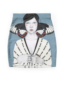 Mila Mini Skirt