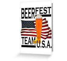 beerfest Greeting Card