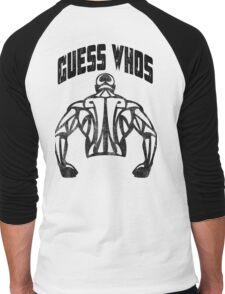 Guess Who's Back Men's Baseball ¾ T-Shirt