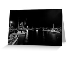 Kiama Harbour Greeting Card