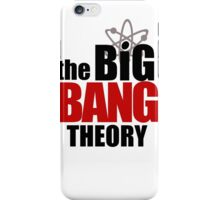 TBBT - The Big Bang Theory iPhone Case/Skin