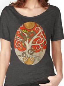 Serpent Tree Tee Women's Relaxed Fit T-Shirt