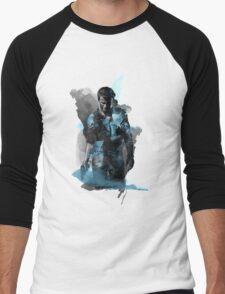 Uncharted 4 - Nathan Drake Design Men's Baseball ¾ T-Shirt