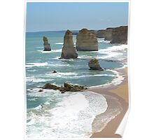 Twelve Apostles - Boxing Day 2009 Poster