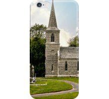Church of St Nicholas iPhone Case/Skin