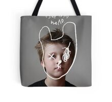 What I see IN My heAD. Tote Bag