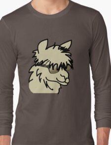 Party Alpaca Long Sleeve T-Shirt