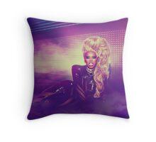 RuPaul - Born Naked Design Throw Pillow
