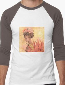 Faery II Men's Baseball ¾ T-Shirt