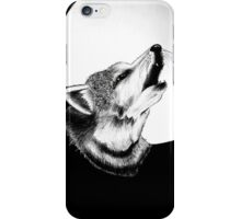 Wolf Call iPhone Case/Skin