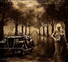 Baby you can drive my car.. by © Kira Bodensted