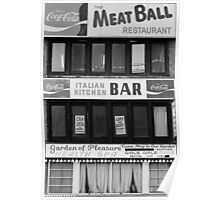 Meat Ball Poster