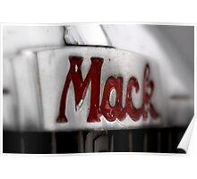 Mack Poster