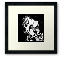 Chuckie Framed Print