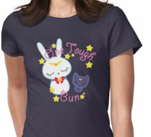 Tough Bunny Womens Fitted T-Shirt