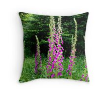 """Reaching For The Sky"" Throw Pillow"
